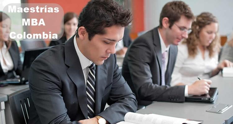 Maestrías MBA Colombia