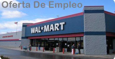 Oferta de empleo en WalMart
