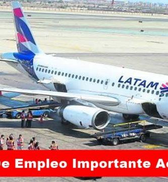 Empleos Latam Airlines