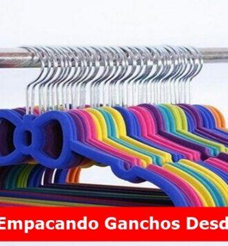 Empleo Empaque Ganchos