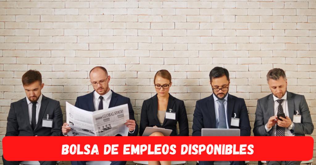 Bolsa De Empleos